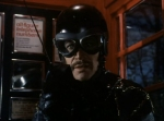 Peter Wyngarde in Leather