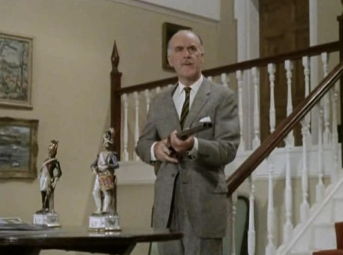 Richard Vernon as Colonel Loring