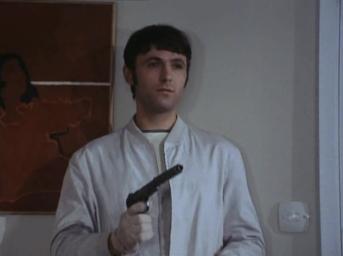 David Sumner as Dr. Wolf