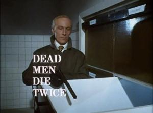 Department S_Dead Men Die Twice Title Shot
