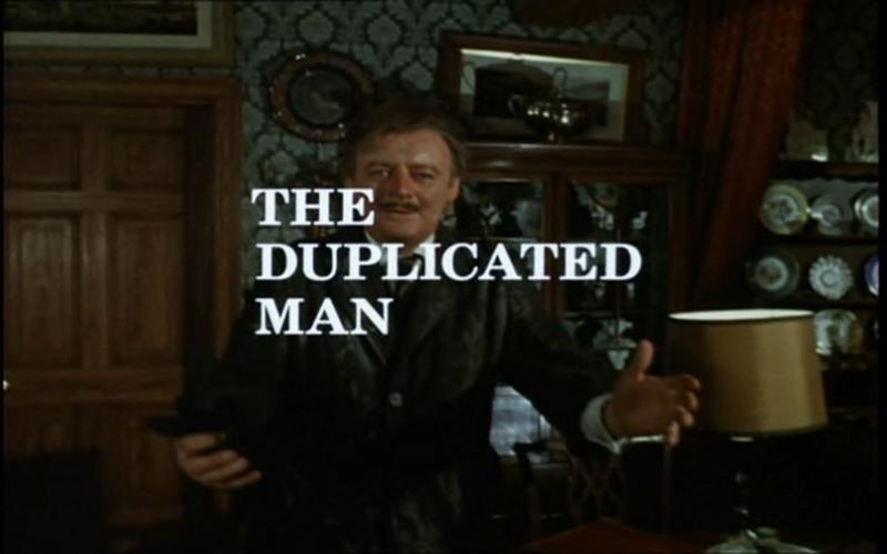 Department S_The Duplicated Man Title Shot