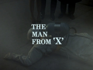 Department S_The Man From X Title Shot