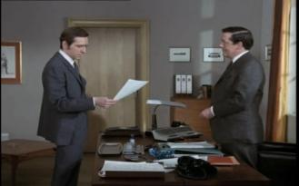 Joel Fabiani as Stewart Sullivan and John Nettleton as Carter