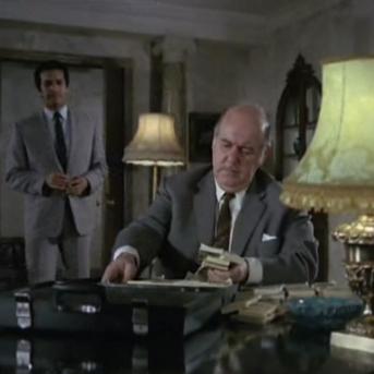Eric Pohlmann as Emilio Andre