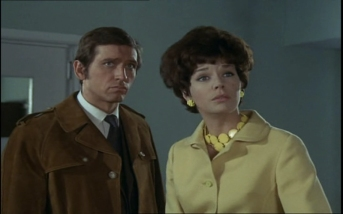 Joel Fabiani as Stewart Sullivan and Rosemary Nicols as Annabelle Hurst
