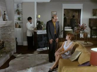 Isla Blair as Elaine