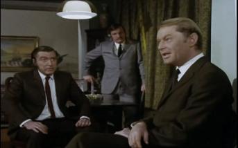 Harvey Hall as Rodgers and Inigo Jackson as Bray