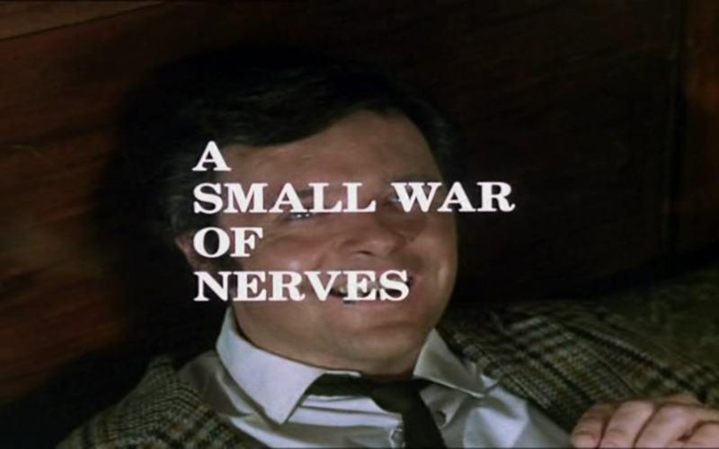 Department S_A Small War of Nerves Title Shot