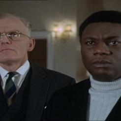 Dennis Alaba Peters as Sir Curtis Seretse