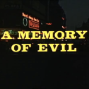 A Memory of Evil Title Shot