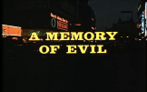 A Memory of Evil Title Shot
