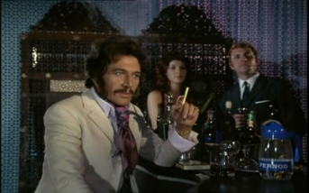 Peter Wyngarde as Jason King