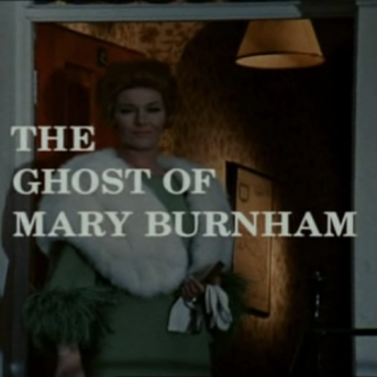 Department S_The Ghost of Mary Burnham Title Shot