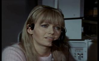 Suzanne Vasey as Telephone Operator