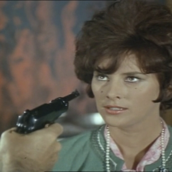 Sue Lloyd as Cordelia Winfield