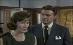 Lois Maxwell as Charlotte Russell and Steve Forrest as John Mannering
