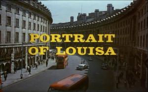 Portrait of Louisa Title Shot