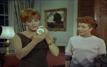 Moira Redmond in the Baron