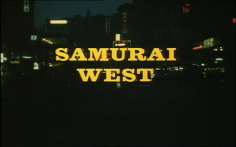 Samurai West Title Shot