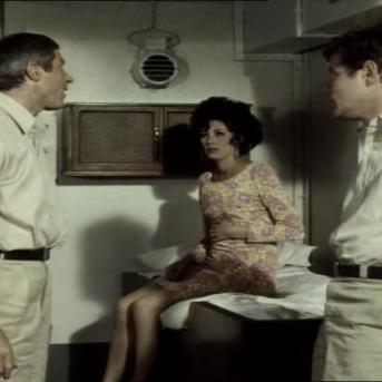 Sue Lloyd in The Baron