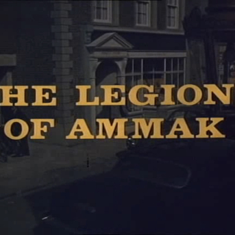 The Legions of Ammak Title Shot