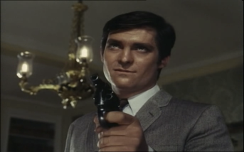 Jeremy Brett in The Baron
