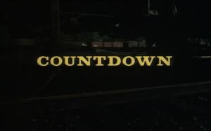 The Baron Countdown Title Shot