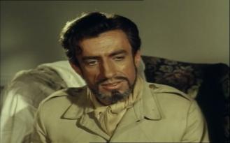 Alex Scott in The Baron