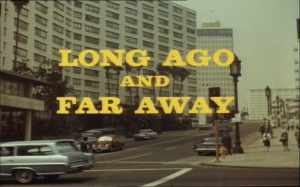 Long Ago and Far Away Title Shot