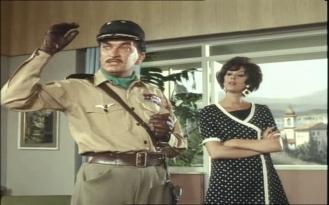 Derek Godfrey and Sue Lloyd in The Baron