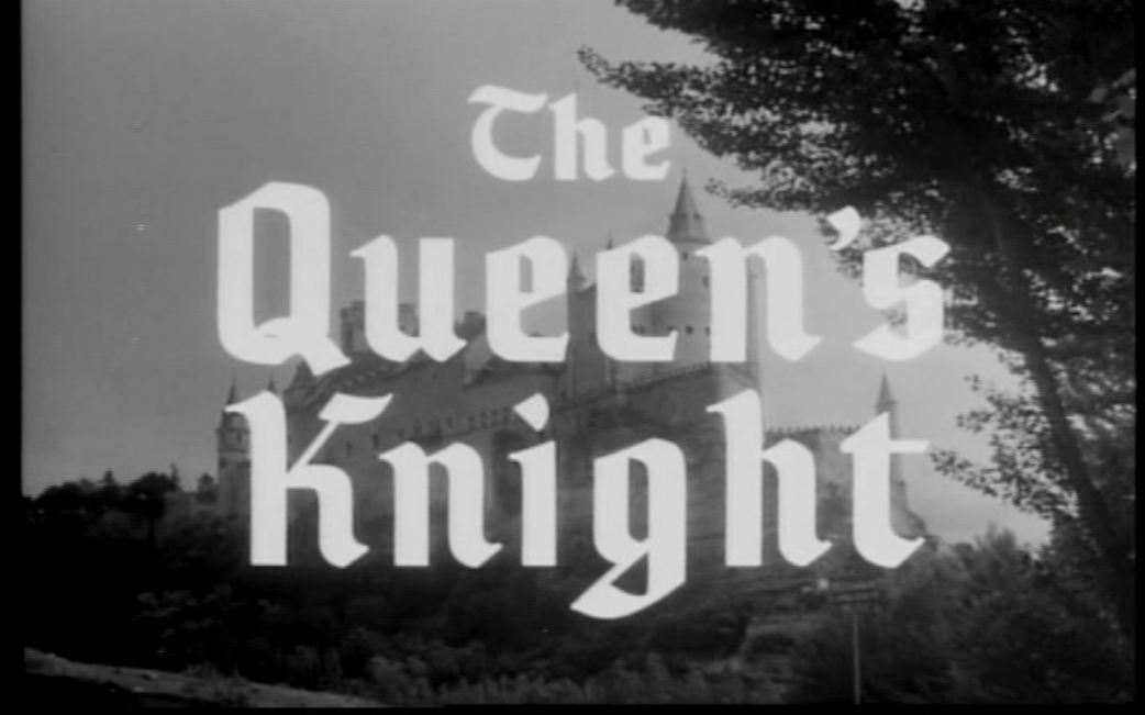 The Queens Knight Title Shot