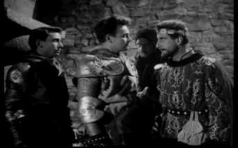 Nigel Green and William Russell