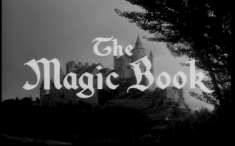 The Magic Book Title Shot