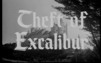 Theft of Excalibur Title Shot
