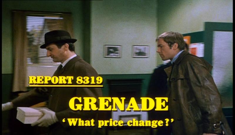 Grenade Title Shot