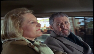 Anthony Quayle as Adam Strange and Peggy Thorpe-Bates as Mrs. Deeds