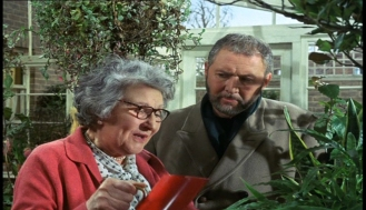 Nan Braunton as Miss Blake and Anthony Quayle as Adam Strange