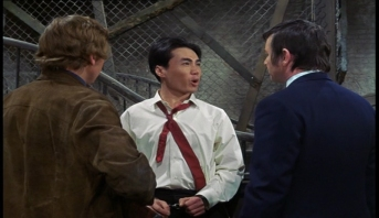 Ric Young as Sung Lee