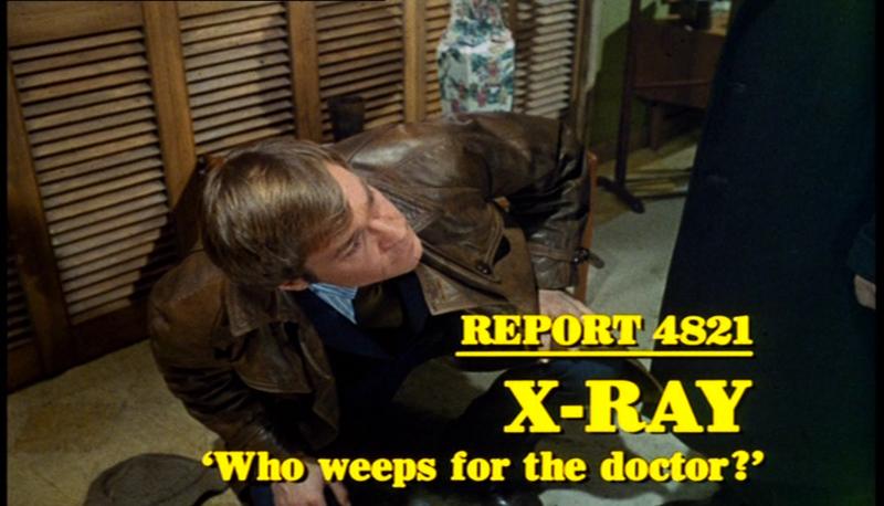 X Ray Title Shot
