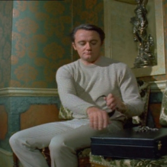 Robert Vaughn as Harry Rule