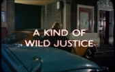 A Kind of Wild Justice Title Shot