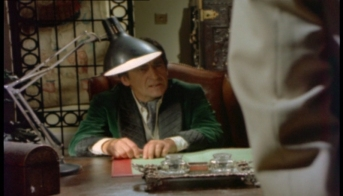 Patrick Troughton as Bela Karoleon