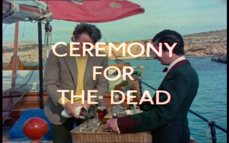 Ceremony For The Dead Title Shot
