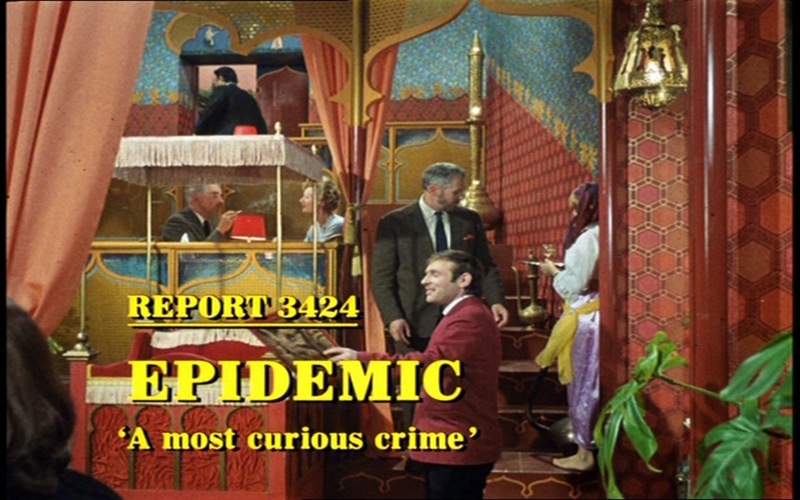 Epidemic Title Shot