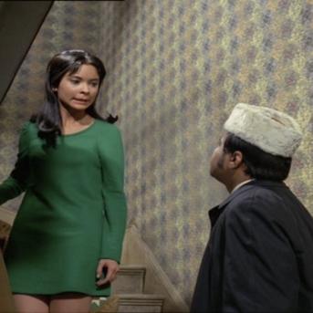 Zienia Merton as Zeba Hameed