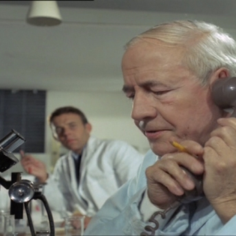 Charles Lloyd Pack as Professor Marks