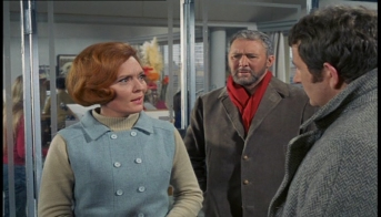 Anthony Quayle and Helen Lindsay