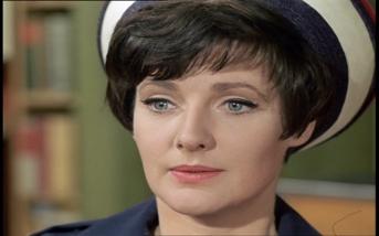 Barbara Murray as Mrs. Sanders