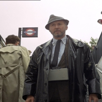 Anthony Quayle as Adam Strange