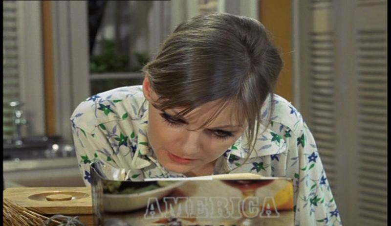 Anneke Wills as Evelyn McLean